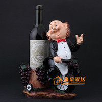 character resins - Character resin red wine red wine show furnishing articles
