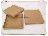 Wholesale Hot x cm Brown Kraft PC Party Invitation Boxes JCO Z6
