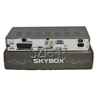 Wholesale SKYBOX F4 Full HD VFD Display p With GPRS Function