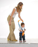 Wholesale New arrivals Baby Walker Toddler basket type Safety Harness Strap Learning Walk Assistant