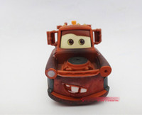 cars 2 diecast - Length cm Pixar Cars change bad Mater cars alloy diecast figure plastic truck toy figure