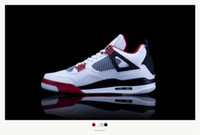 Wholesale 2013 aj4 IV MARS Basketball Shoes For Sale Cheap J4 New Mens Name Brand Athletic Retro J4 IV