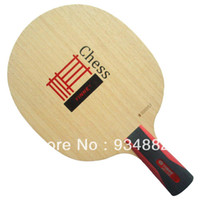Wholesale Yinhe Milky Way Galaxy Chess Wooden Carbon Loop Attack Table Tennis Blade Penhold Handle