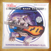 Wholesale Alice Best A606 A606 M Nickel Plated Steel Core Electric Bass String Set