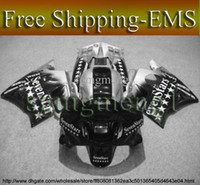 Comression Mold For Honda CBR600 F2 EMS 7 star black Silvery seven star ABS Fairing for CBR600F2 91 92 93 94 Body Kit Fairing Set for Honda CBR600 CBR 600 F2 1991 1992 1993 199