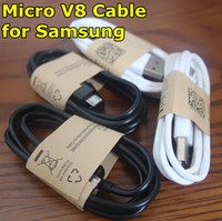 For Samsung   Micro USB Data Charger Cable for Galaxy S3 S4 Note 2 Charging Adapter Leads 1m 3ft Cords for Samsung N7100 HTC DHL Fedex Free Shipping