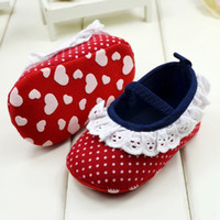 Wholesale New Arrival reborn baby girl doll princess toddler girls shoes Flower shoes pairs seek for