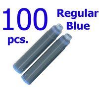 Wholesale 100 JINHAO Length Ink Cartridges BLUE