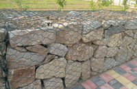 Wholesale Decorative Welded Gabion Basket Filling With Stones to Install Standard Length m Height m Width m