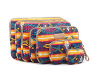 Wholesale 10 inch Canvas Indian Style Laptop Notebook PC Sleeve Case Cover Bag For Macbook Pro Air Lenovo Yoga s