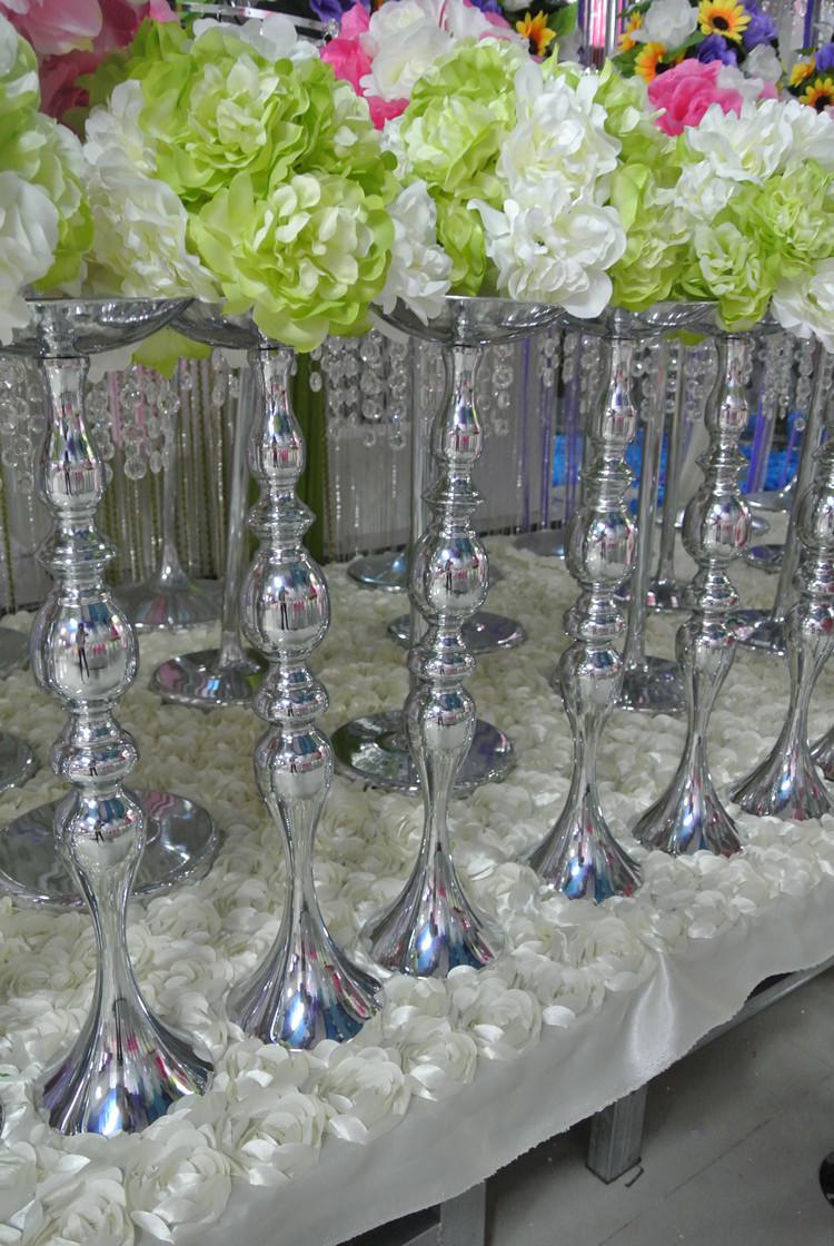 Wholesale Wedding Decorations Dhgatecom Metal Candle