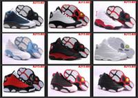 Mid Cut Men PU hot sale 11 style basketball shoes men Athletic Trainers Free Shipping