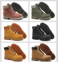Wholesale New Arrival Timber Land Winter Boots For Men Cheap Hiking Shoes Fashion Sneakers