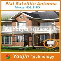 Outdoor TV Antennas outdoor tv antenna - Flat satellite antenna with lnb universal