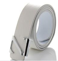 Wholesale 10pcs Z letter belts Fashion pure color men s belt colors Can choose
