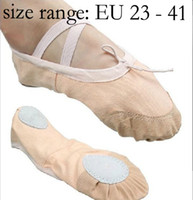Freed Aspire Satin Ballet Shoes Satin full suede sole girls ballet shoes available in pink only