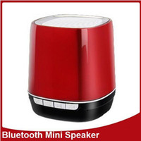 HiFi 4.1 Universal Mini Bluetooth Speaker Digital portable Wireless Speakers Micro TF SD Card slot for PAD 4S Mobile sound box Answer the Phone 10Pcs Lot S105