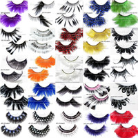 Eyelash Extension Kit eyelash extension kit - Eyelash False Extension Lashes Fake Eyelashes Makeup Cosmetic Party S2 Choose