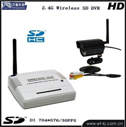 Wholesale Best selling GHz Good Quality Home CCTV DVR wireless night vision CCD camera