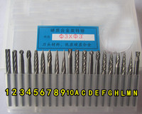 Wholesale 20 X Tungsten Carbide Rotary Burr Drill Grinding Head MM Head Dia Carving Tool