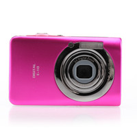 Wholesale Nice quot TFT LCD Screen Digital Camera MP x Digital Zoom Anti shake Colors