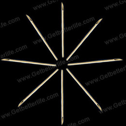 Wholesale DHL Body piercing needle sterile needles Hot selling High quality Needles for body piercing kits supplies