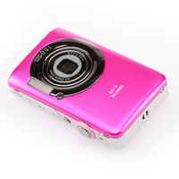 "Point & Shoot Black 10.0 - 20.0MP Wonderful 2.5"" TFT LCD Screen Digital Camera 15MP 8 x Digital Zoom Anti-shake 2 Colors"