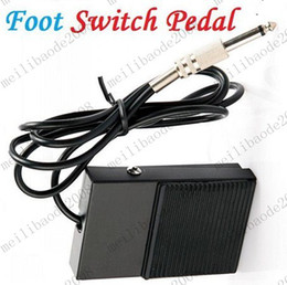 Wholesale High quality Tattoo Machine Foot Switch Pedal for Power Supply Black MYY6552