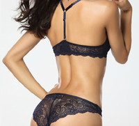 Wholesale Body by Victorias Very Secret amp Sexy Glamorous Suits Push UP Bra Seamless Lace Thong Panty