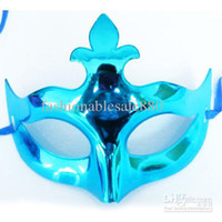 Wholesale Party Mask Half Mask For Women Fashion Sexy and Exquisite Electroplating Masquerade Mask