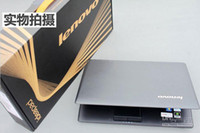 Wholesale For Christms Gift Laptop PC Lenovo G460A IFI Intel I5 inch Laptop PC GB RAM GB HDD Computers Black Color
