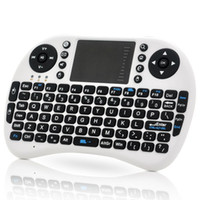 Wholesale Wireless QWERTY Keyboard Mouse Pad Wireless Dongle Game Controller