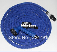 Wholesale hose FT Garden water Hose expandable flexible hose Car wash water pipe water valve with gun