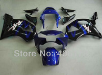 Injection Mold abs molding - Cheap For Honda CBR954RR CBR RR Blue and Black Sport Bike Fairings Injection molding