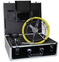 Wholesale Drain Sewer Pipe Inspection Camera Equipment with Meter counter Cable of DHL EMS Fedex