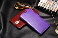 Leather For Samsung For Christmas Sheepskin Wallet ID Credit Card Stand Flip PU Leather Case Back Cover For Samsung Galaxy Note 3 N9000 III Note3 1pcs lot