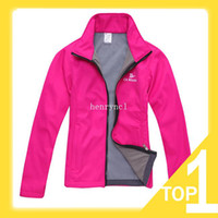 Wholesale 2013 women s water proof tech jacket three in one blue amp black high quality outdoor sportswear hiking clothing M L XL XXL A1118 Henryncl