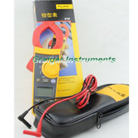 Cheap FLUKE 319 True RMS Digital Clamp Meter 37mm Frequency EMH030 Free Shipping