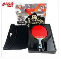 Wholesale Ping Pong Racket DHS X6006 New X Series Professional Table Tennis Rubber Stars