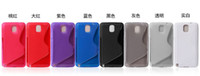 Silicone For Samsung For Christmas S Line Case Soft TPU Gel Cover for Samsung Galaxy Note3 Note 3 III N9000 N9005