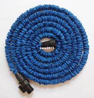 Wholesale ft Latex expanding hose double layer Expandable Flexable hose