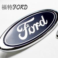 Wholesale Hot Ford fox front and rear emblem focus emblem FORD emblem