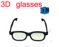 Wholesale Hot Selling High Quality pc passive cinema circular polarized d film glasses DVD Movie Game D glasses