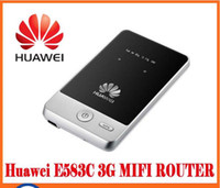 Wholesale Original Unlocked HUAWEI E583c mobile WIFI router G wireless Router