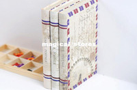 Paper Printed Gift Freeshipping Creative great postage diary Notebook Note pad memo