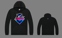 Wholesale New arrival pink dolphin hoodies sweatshirts mens brand hoodies hiphop hoodies sweatshirts high quality
