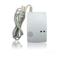 Wholesale Gas Leakage Detector Alarm system for home security white