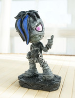Wholesale League of Legends LOL Resin Emo Amumu Action Figure Model Doll
