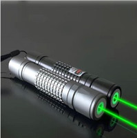 Green No No Burn Match Professional Powerful 20000MW Focusable burning Green Laser Pointer Pen lazer pointer 10000m With +Battery+Changer+Box+FRE