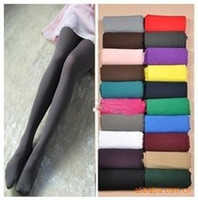 Skinny,Slim Women Jeans Leggings 1514 Korean fashion sexy 70D candy colored velvet pants